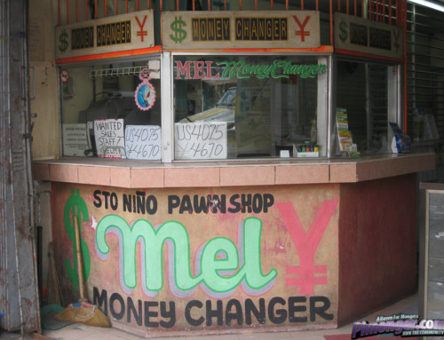 Money Exchangers